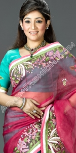 Exclusive Moslin Saree