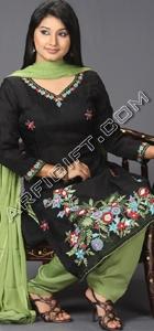 Moslin Salwar kameez