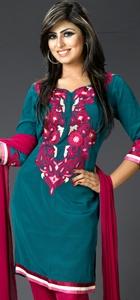 Silk Salwar Kameez Salwar Kameez, Makhon Silk Salwar Kameez, Bangladeshi Makhon Silk Salwar Kameez